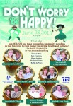 Don't Worry, Be Happy! Fundraiser to support mental healthprograms