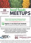 Register for a Local Foods MeetUp Near You!