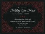 Mark Your Calendar!  CREC Holiday OpenHouse!