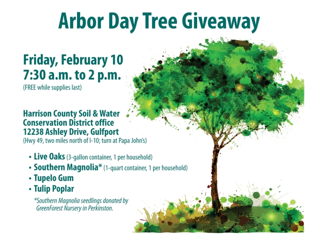 Arbor Day Tree Giveaway – Feb. 10, 2017 | The VeggieDr Blog